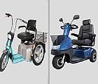 מצברים לקלנועיות וכלי רכב חשמליים